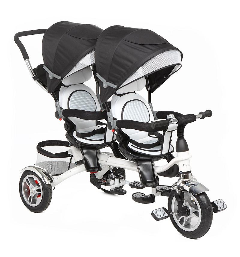 Велосипед для двойни capella twin